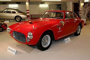 Click here to open the Ferrari 212/225 Inter Vignale Berlinetta gallery