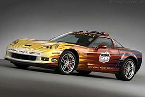 Click here to open the Chevrolet Corvette Z06 Daytona Pace Car gallery