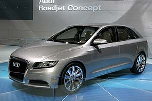 Click here to open the Audi Roadjet Concept gallery