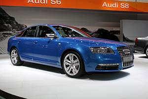 Click here to open the Audi S6 gallery