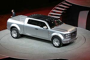 Click here to open the Ford F250 Super Chief Concept gallery