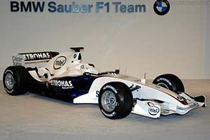 Click here to open the BMW Sauber F1.06 gallery