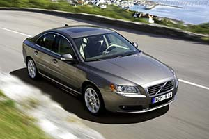 Click here to open the Volvo S80 gallery