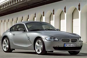 Click here to open the BMW Z4 Coupe gallery