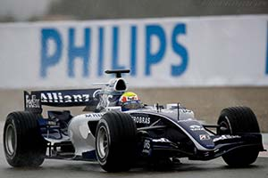 Click here to open the Williams FW28 Cosworth gallery