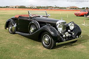 Click here to open the Bentley 4¼ Litre Carlton Cabriolet gallery