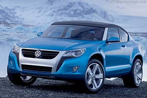 Click here to open the Volkswagen Concept A gallery