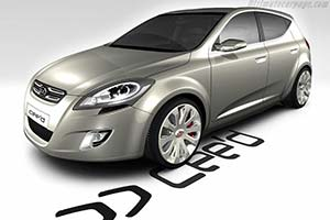 Click here to open the Kia Cee'D Concept gallery