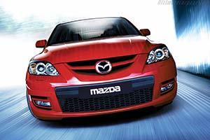 Click here to open the Mazda 3 MPS gallery