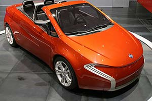 Click here to open the Fiat Suagna Bertone Concept gallery