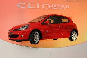 Click here to open the Renault Clio Sport gallery