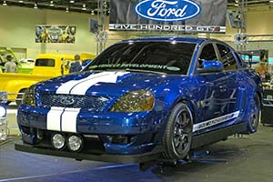 Click here to open the Ford Five Hundred GT-R gallery