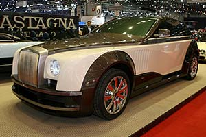 Click here to open the Castagna Imperial Landaulet Concept gallery