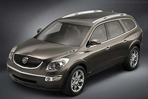 Click here to open the Buick Enclave Concept gallery
