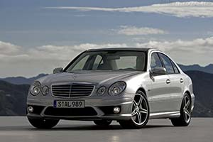 Click here to open the Mercedes-Benz E 63 AMG gallery
