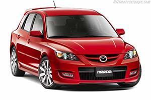 Click here to open the Mazda Mazdaspeed 3 gallery