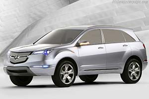 Click here to open the Acura MD-X Concept gallery
