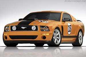 Click here to open the Saleen Mustang Parnelli Jones Limited Edition gallery