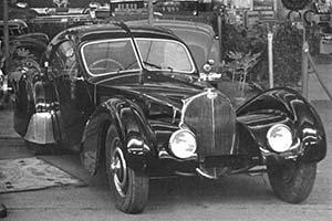 Click here to open the Bugatti Type 57 SC Atlantic Coupe  gallery
