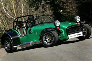 Click here to open the Caterham Superlight R400 gallery