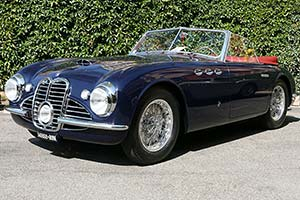 Click here to open the Maserati A6G 2000 Frua Spider gallery