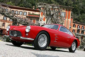 Click here to open the Maserati A6G/54 2000 Zagato Coupe gallery