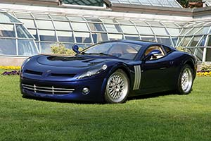 Click here to open the Bizzarrini GTS 4.1 V Ghepardo Concept gallery