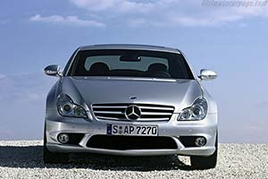 Click here to open the Mercedes-Benz CLS 63 AMG gallery