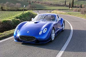 Click here to open the Faralli & Mazzanti Antas V8 GT gallery