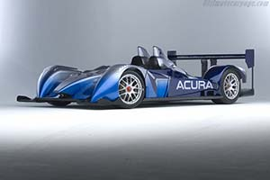 Click here to open the Courage LC75 Acura gallery