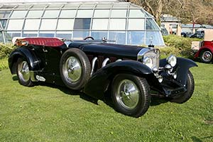 Click here to open the Mercedes-Benz 700 SS 27/140/200 hp Fernandez & Darrin Torpedo gallery