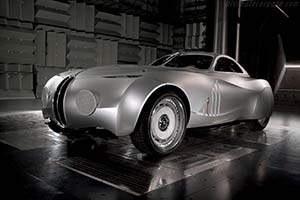 Click here to open the BMW Mille Miglia Coupe Concept gallery