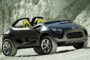 Click here to open the Citroën C-Buggy Concept gallery
