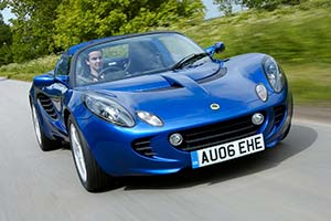 Click here to open the Lotus Elise S2 S gallery