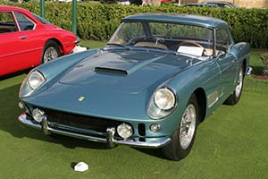 Click here to open the Ferrari 250 GT SWB Pininfarina Cabriolet Speciale gallery