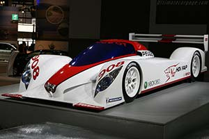 Click here to open the Peugeot 908 HDi FAP Concept gallery