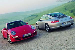 Click here to open the Porsche 997 Targa 4 gallery