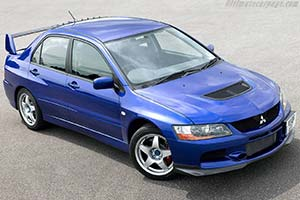 Click here to open the Mitsubishi Lancer EVO IX FQ-360 gallery