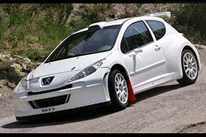 Click here to open the Peugeot 207 Super 2000 gallery