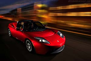 Click here to open the Tesla Roadster gallery