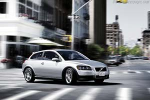 Click here to open the Volvo C30 gallery