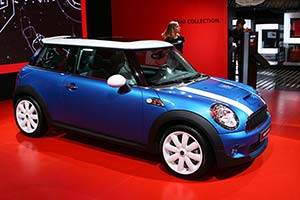 Click here to open the MINI Cooper S Mk II gallery