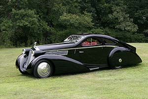 Click here to open the Rolls-Royce Phantom I Jonckheere Coupe  gallery