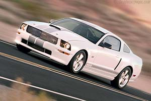 Click here to open the Ford Mustang Shelby GT gallery