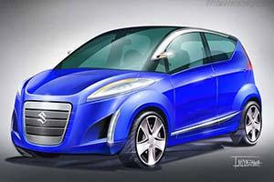 Click here to open the Suzuki Splash Concept gallery
