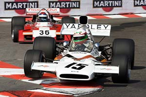 Click here to open the McLaren M19A Cosworth  gallery
