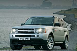 Click here to open the Land Rover Range Rover Sport TDV8 gallery