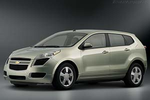 Click here to open the Chevrolet Sequel Concept gallery