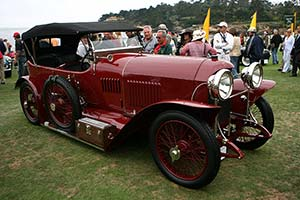 Click here to open the Benz 82/200 hp D&E Snutsel Touring gallery