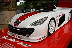 Click here to open the Peugeot Spider 207 gallery